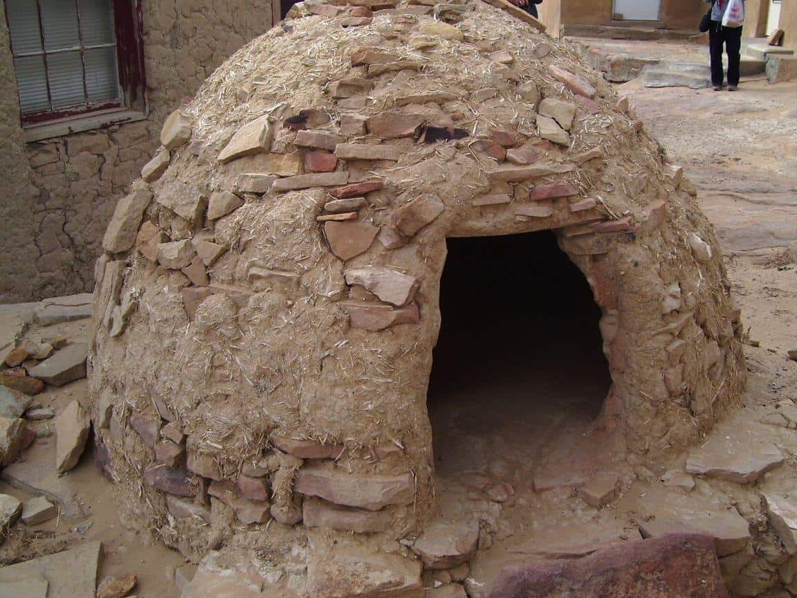 survival clay oven