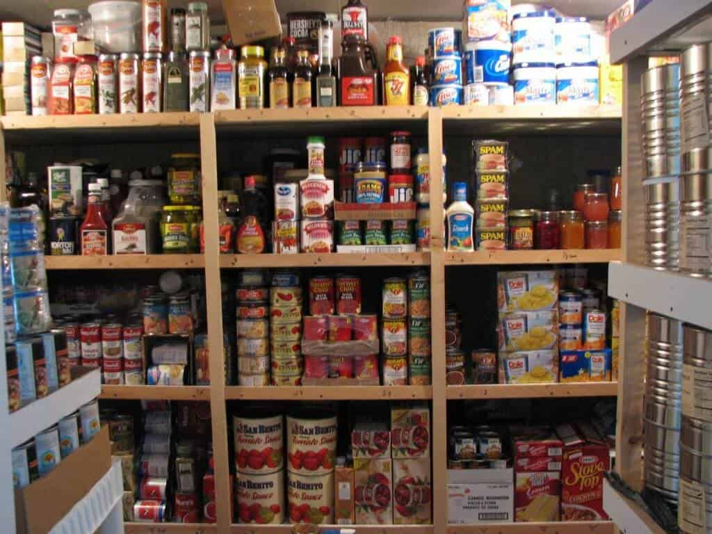 Essential Pantry Foods To Survive The Worst