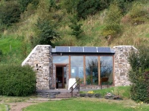 Prepper's Will - Earthship is always powered up