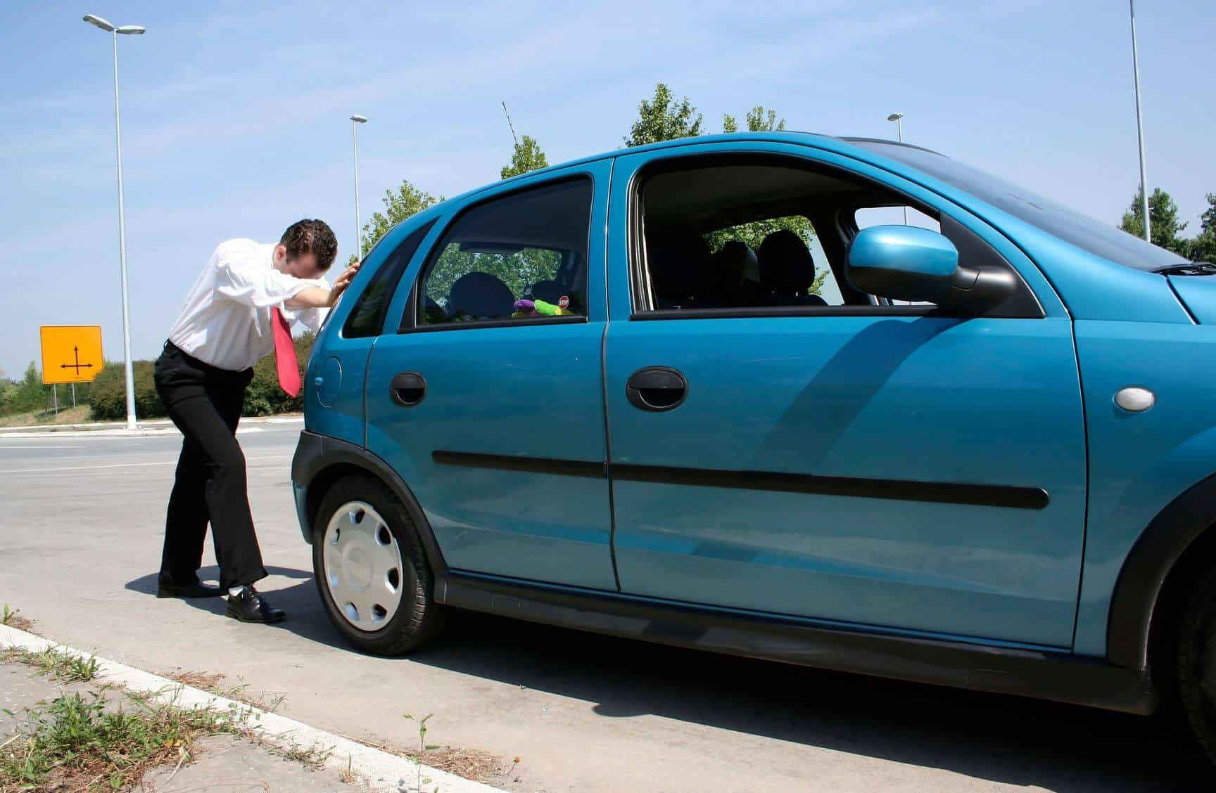 Prepper's Will - Learn how to jump start a car