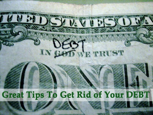 Useful Strategies To Pay Down Debt