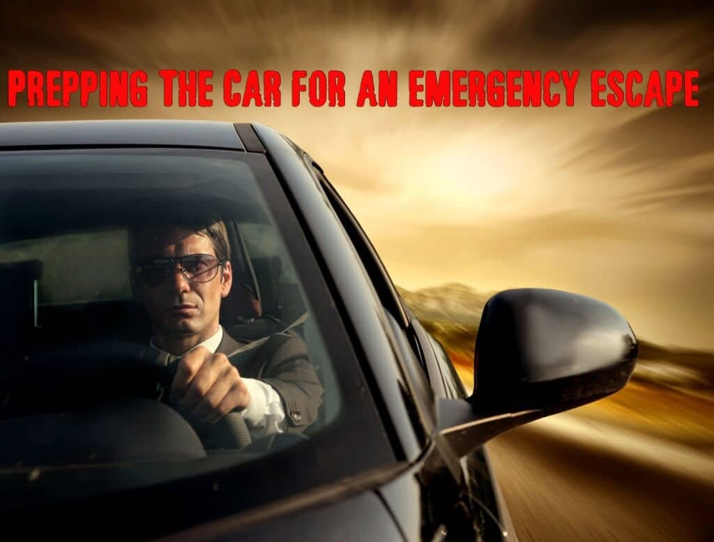Prepping Your Car for an Emergency Escape