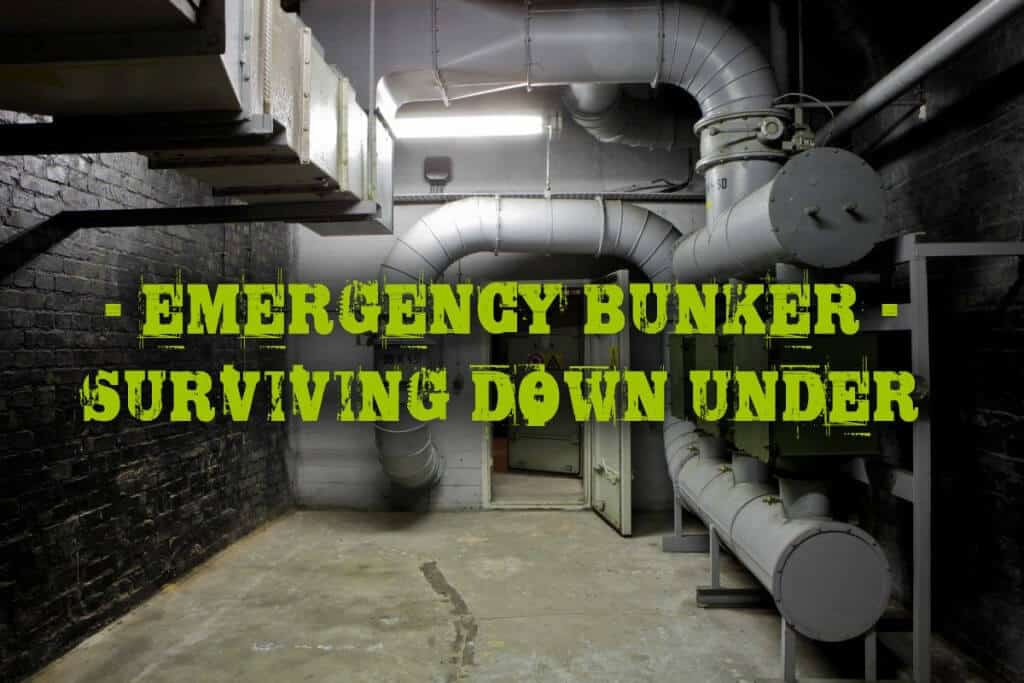 Emergency Bunker – What You Need To Know