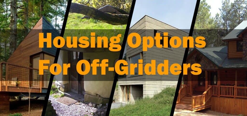 Housing For Off-grid Survival