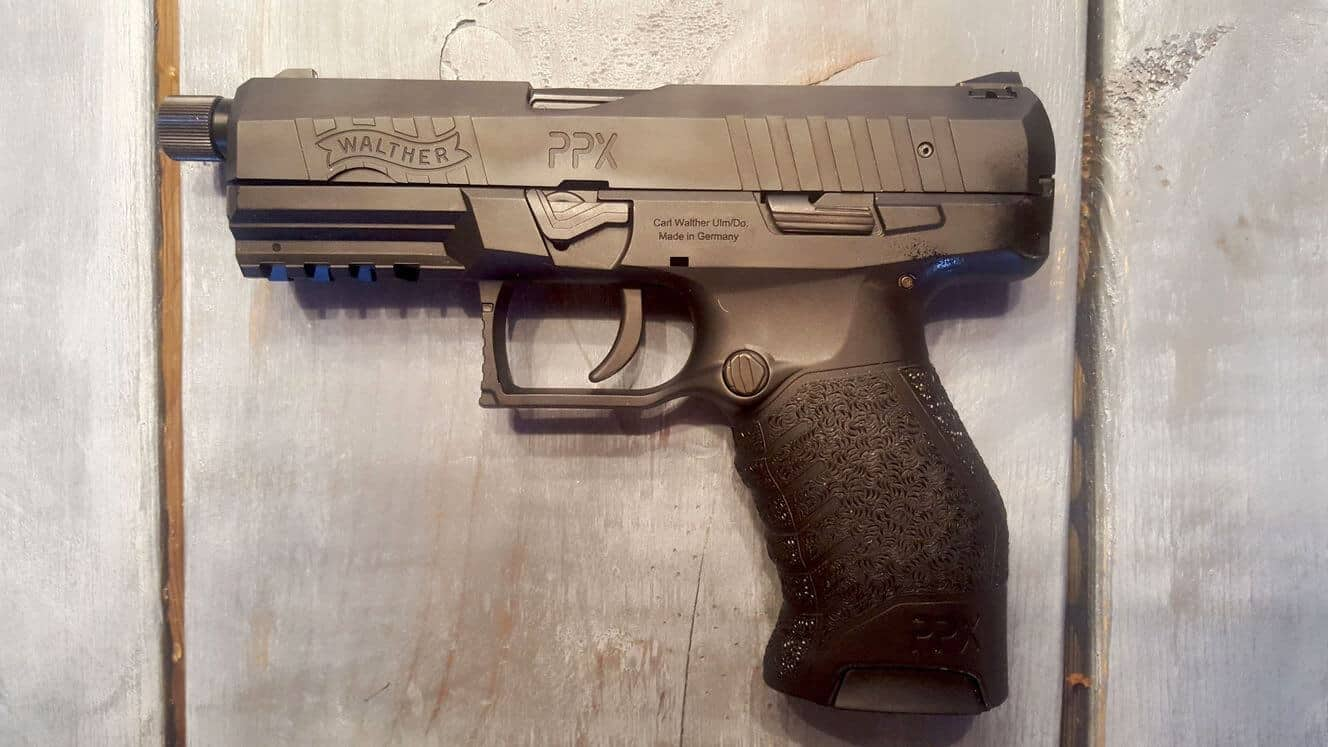 Prepper's Will - Walther PPX M1 9mm SD Review By Ken_2