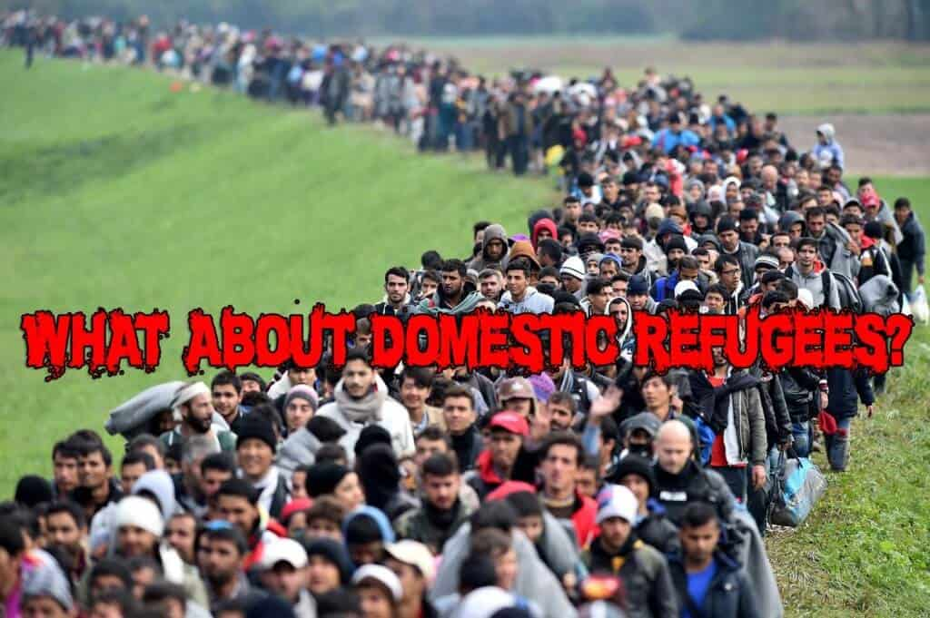 How To Handle Domestic Refugees When SHTF