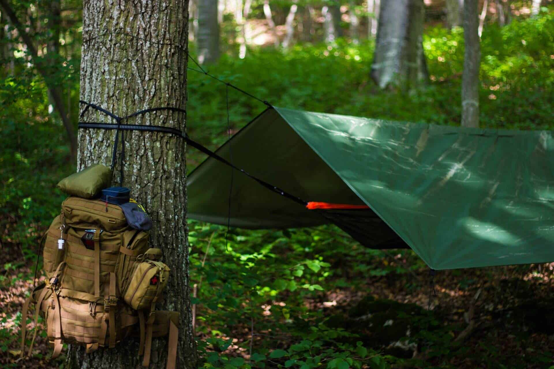 How To Make a Tarp Shelter 15 Updated Designs 2020