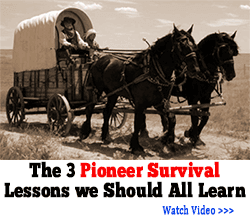 3 Pionner Lessons to remember