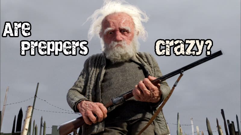 Preppers, a growing generation of 'crazy'?