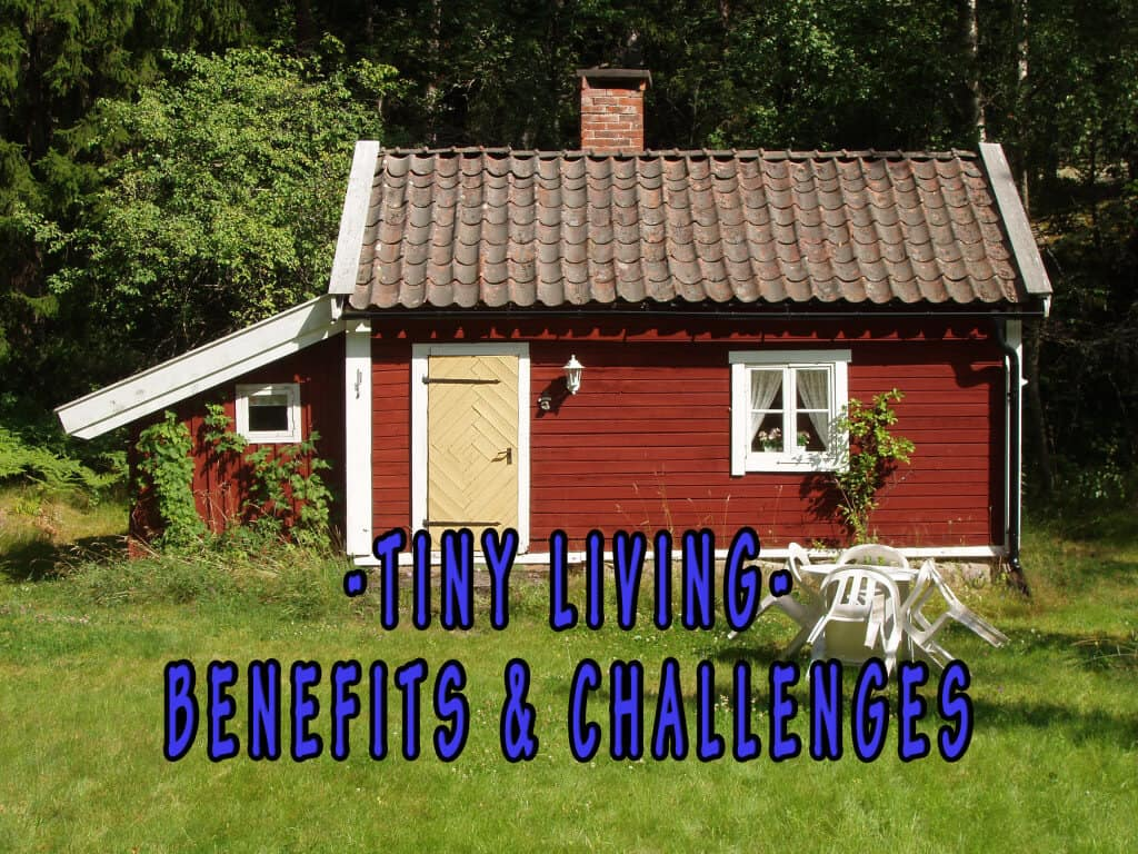 The Benefits And Challenges Of Living In A Tiny House