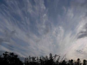 Predict the weather using the clouds - Cirrostratus Clouds