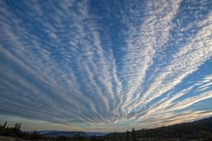 Predict the weather using the clouds - Cirrus Clouds