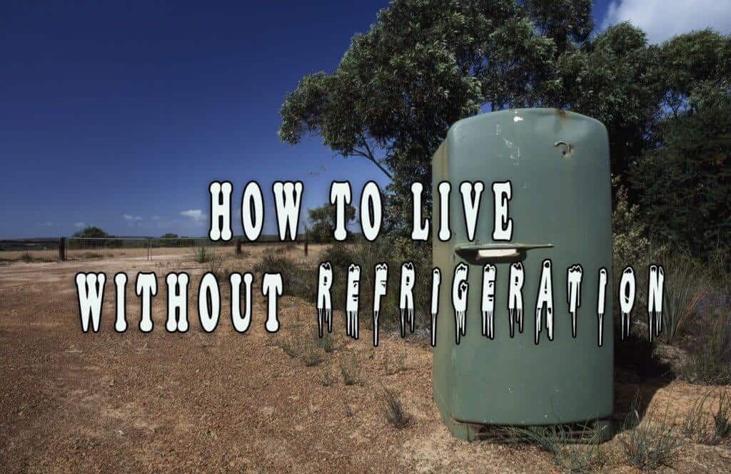 How To Live Without Refrigeration