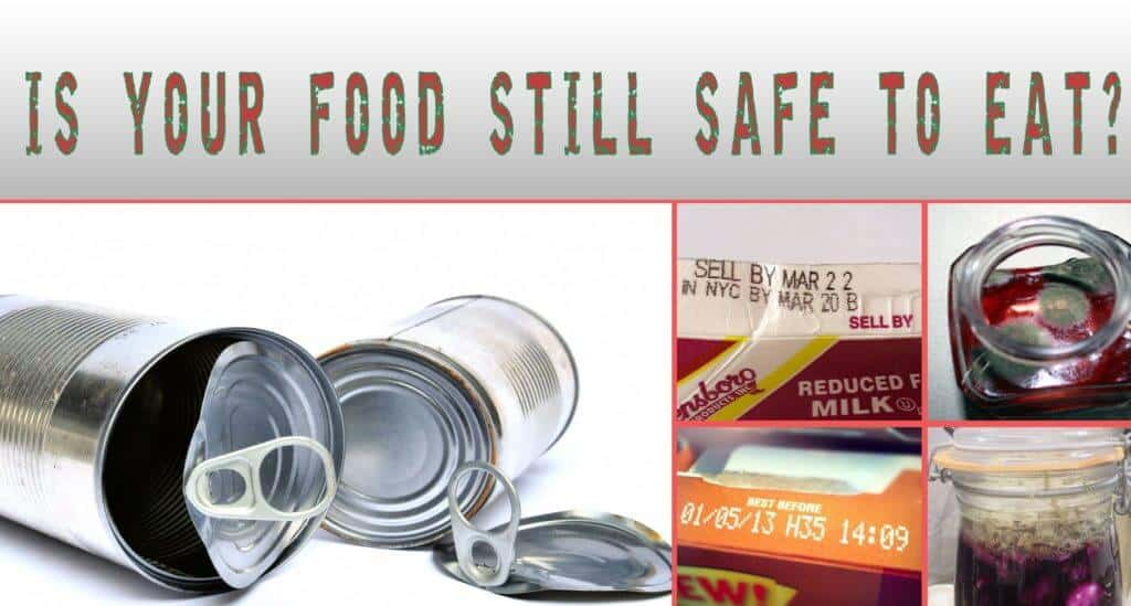 Expiration Management – Is Your Food Still Safe To Eat?