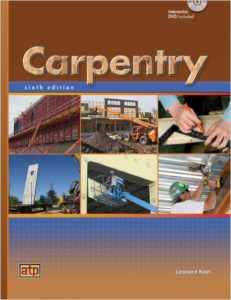 Carpentry (6th edition)