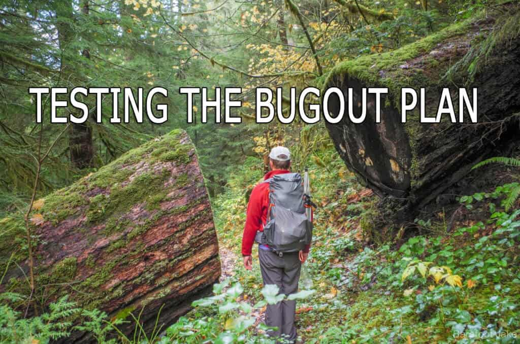Testing Your Bugout Plan Over The Weekend