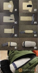 Tips for packing clothes