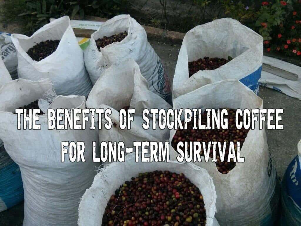 The Benefits of Stockpiling Coffee for Long-term Survival
