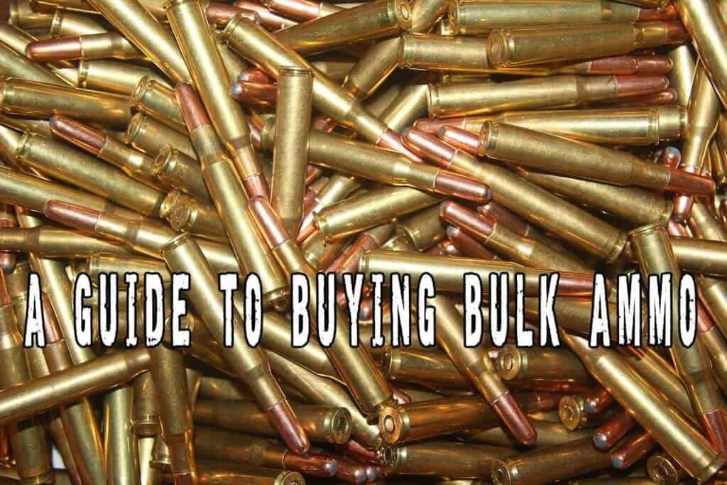 A Guide To Buying Bulk Ammo