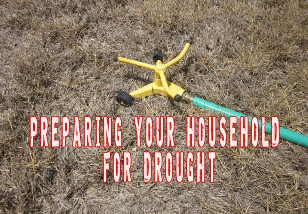 Preparing Your Household for Drought