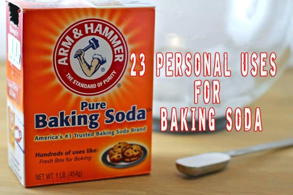 23 Personal Uses for Baking Soda