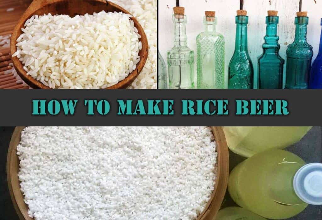 How To Make Rice Beer At Home