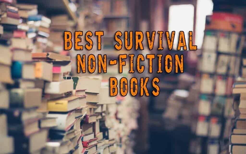 Best Survival Non-Fiction Books