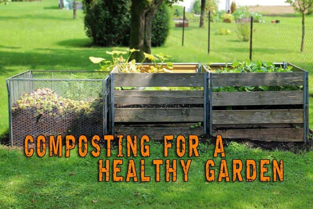 Composting For A Healthy Garden – How to Compost