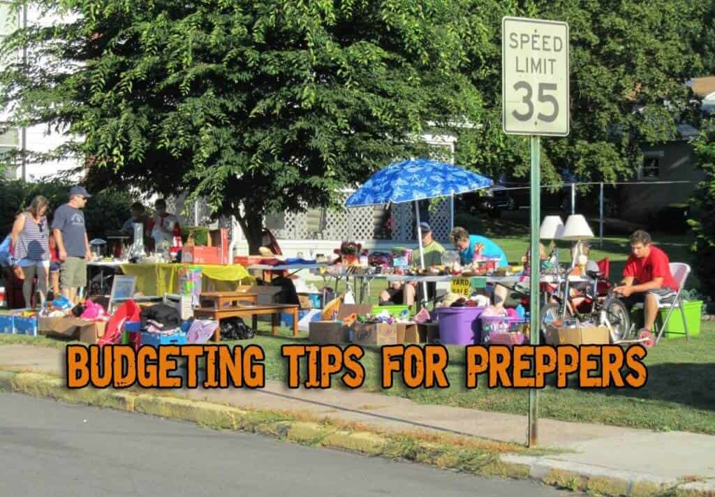 Budgeting Tips for Preppers