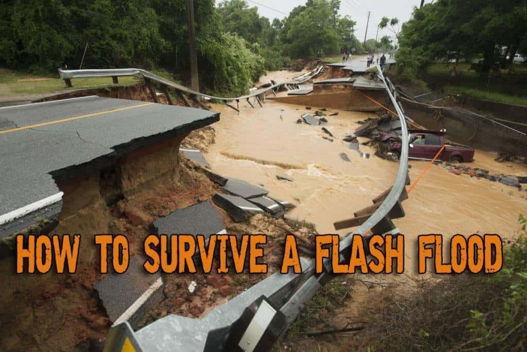 How To Survive A Flash Flood