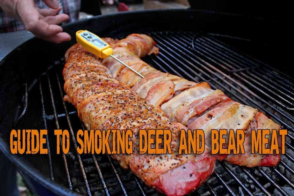 Guide To Smoking Deer and Bear Meat