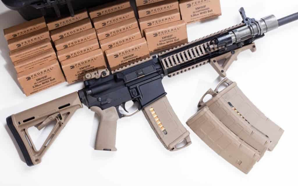 Why the AR-15 is The Perfect Survival Rifle