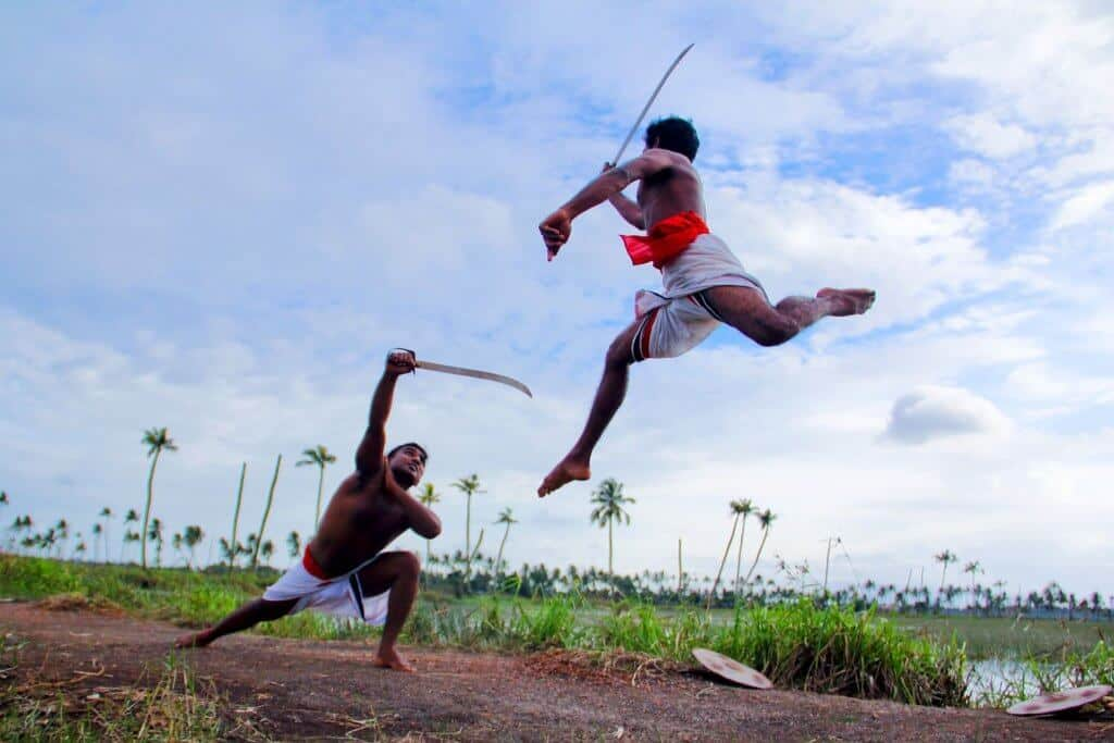 Asian Martial Arts - Kerala
