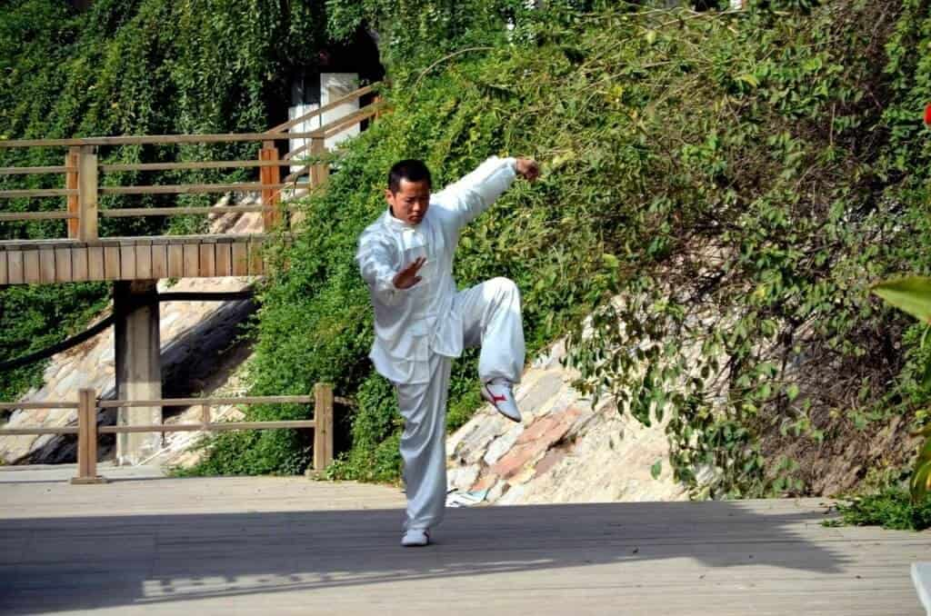 Asian Martial Arts - Kung Fu