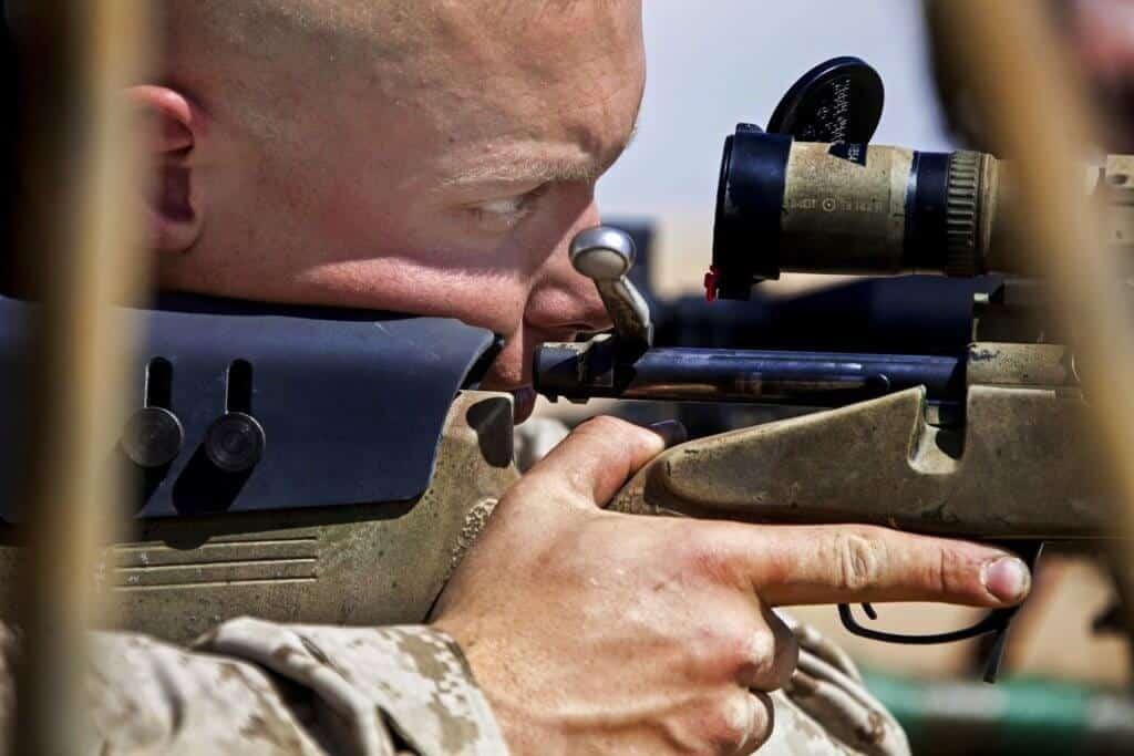Counter Sniping Tactics - Sniper