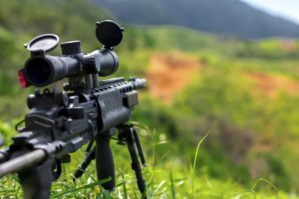 Counter Sniping Tactics -Rifle