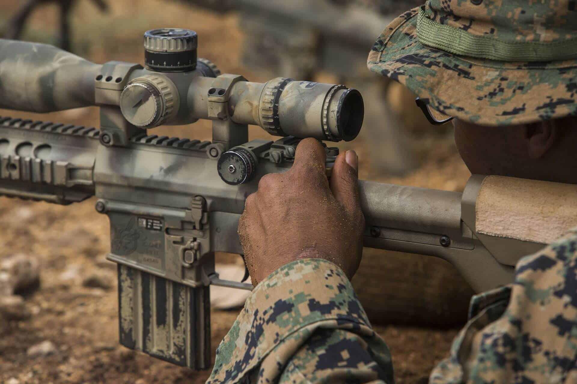 Counter Sniping Tactics