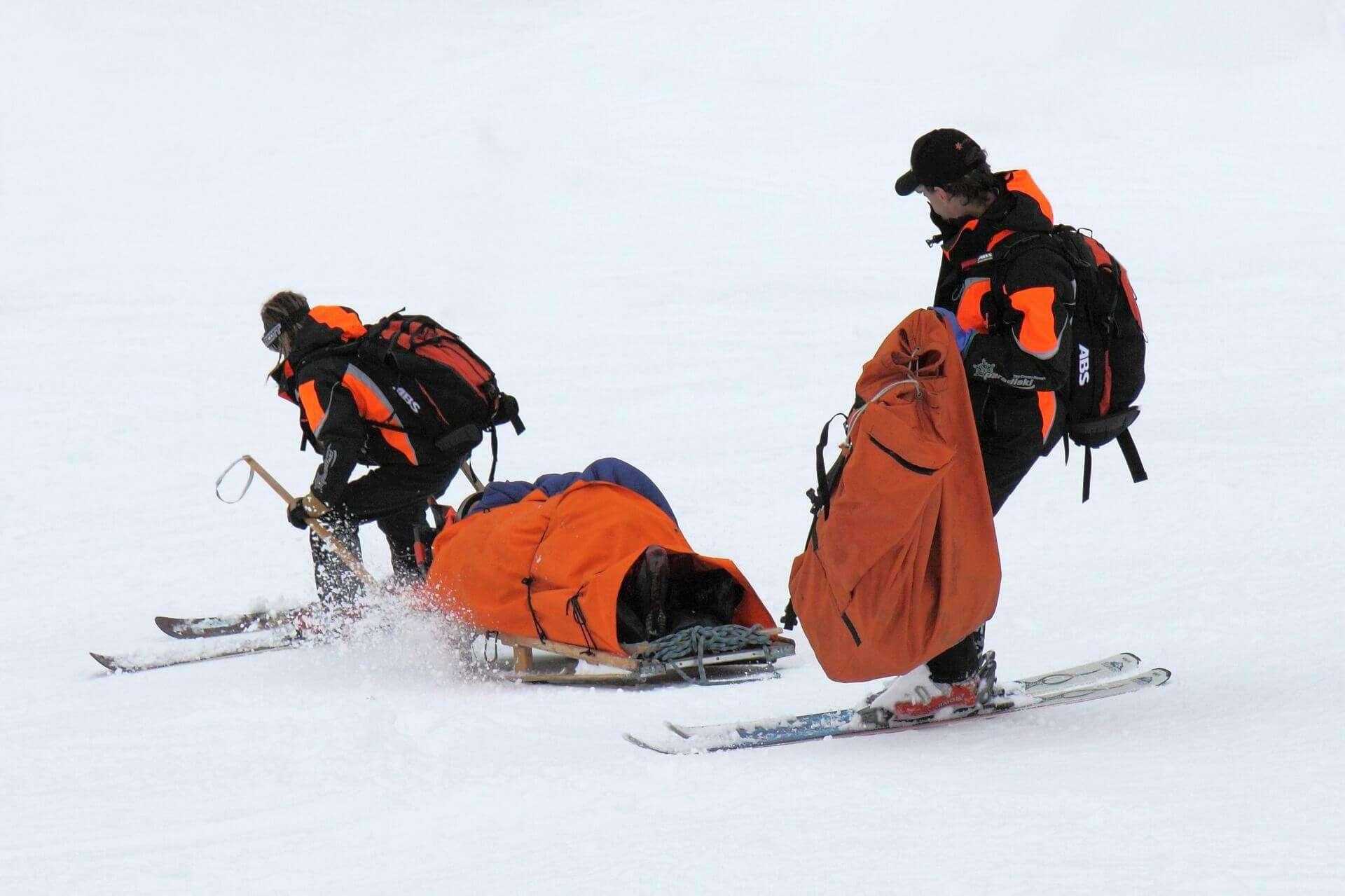 Wilderness first aid basics