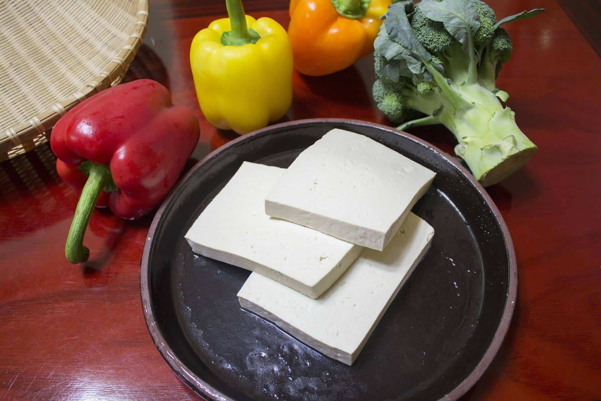 Making Tofu