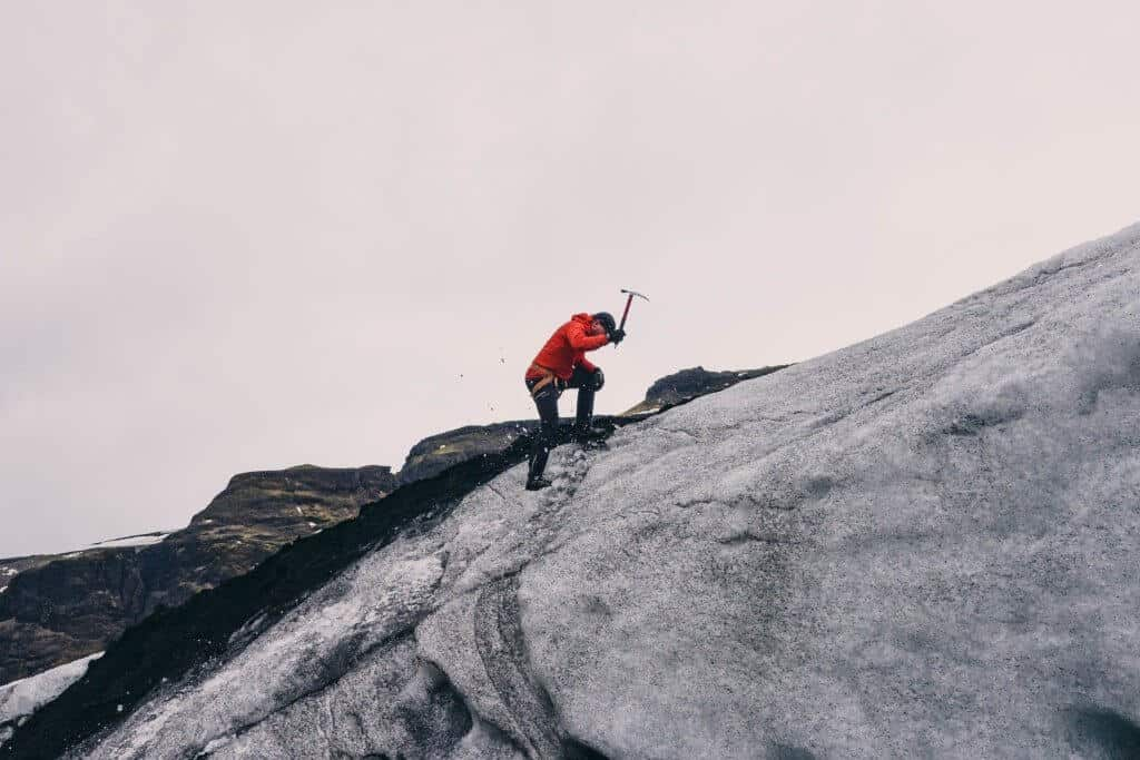 Mountain Travel and Glaciers