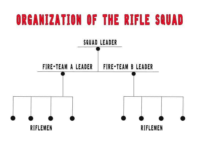 Organization for small unit tactics