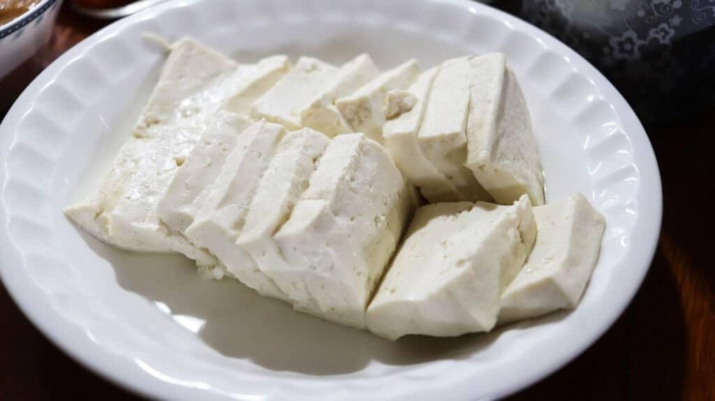 Tofu as survival food