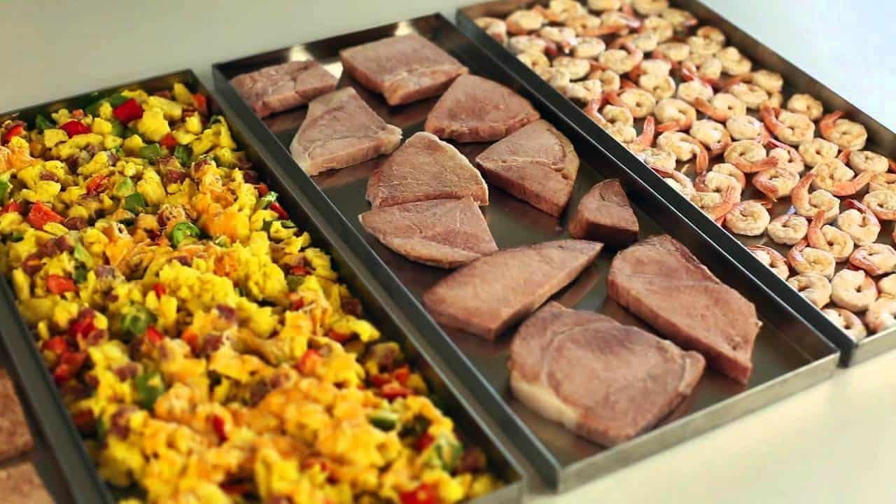 freeze dried meals