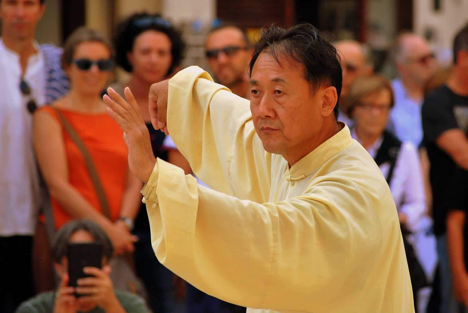 Aging Preppers and Martial Arts