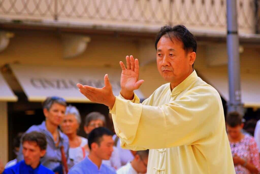 Aging Preppers and tai-chi