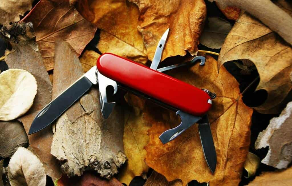A Swiss Army Knife For Your Pocket Survival Kit