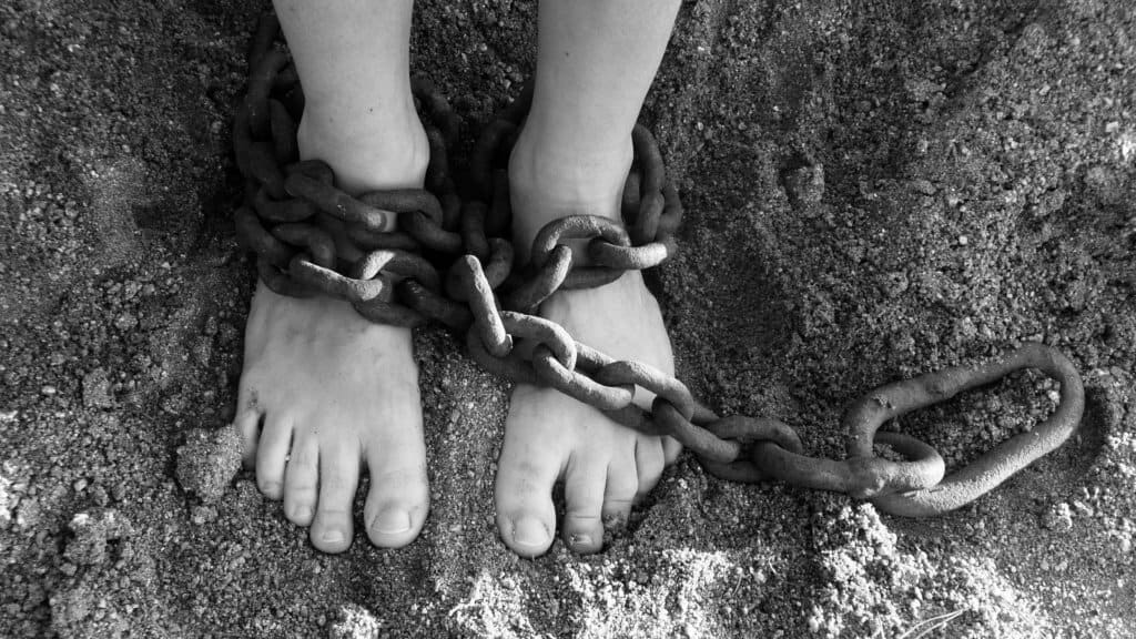 Chains Are Not Always What Keeps You Captive