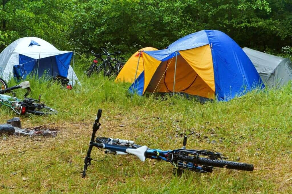 Cool Weather During Summer Camping
