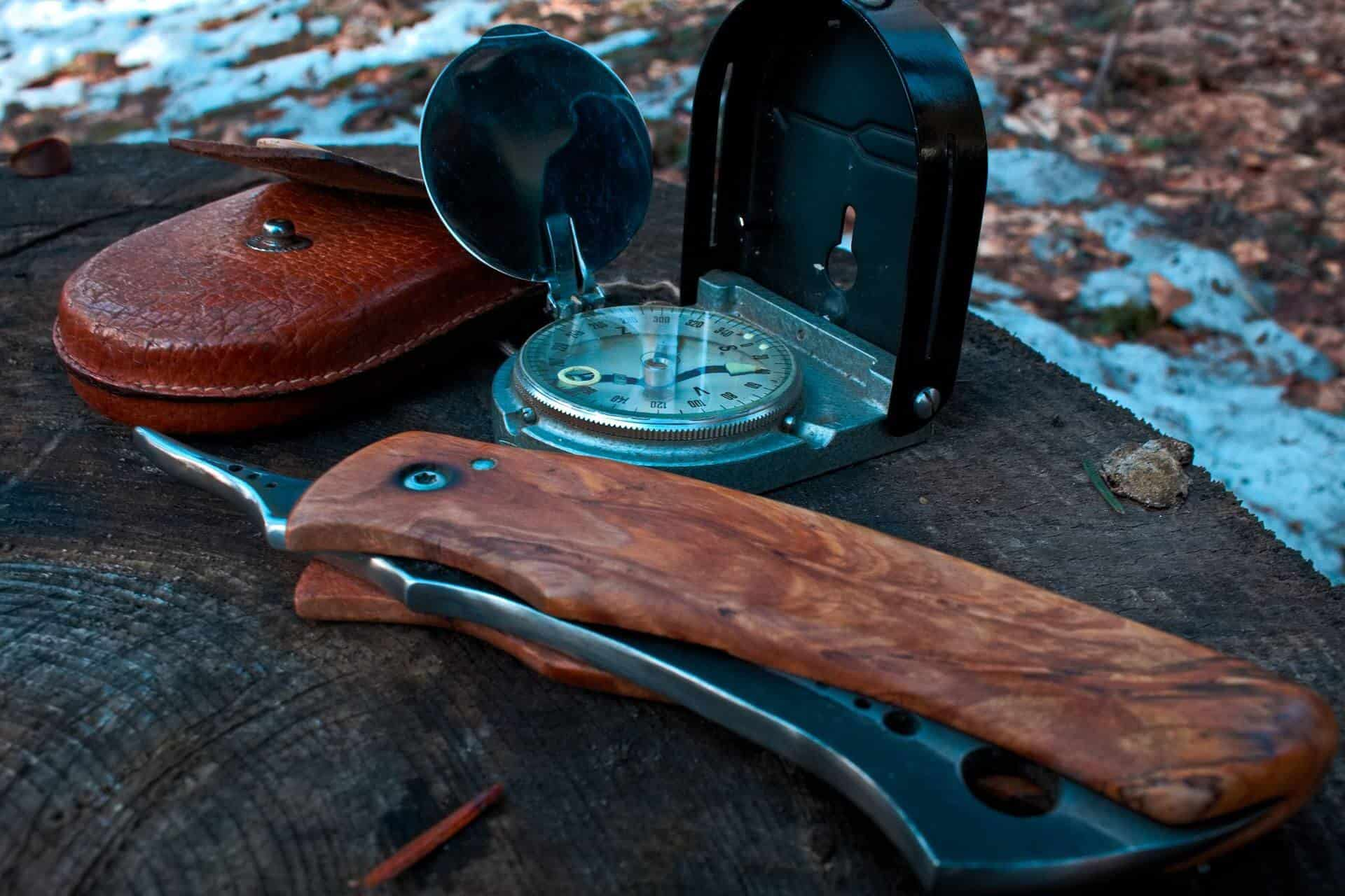 Tools for wilderness survival