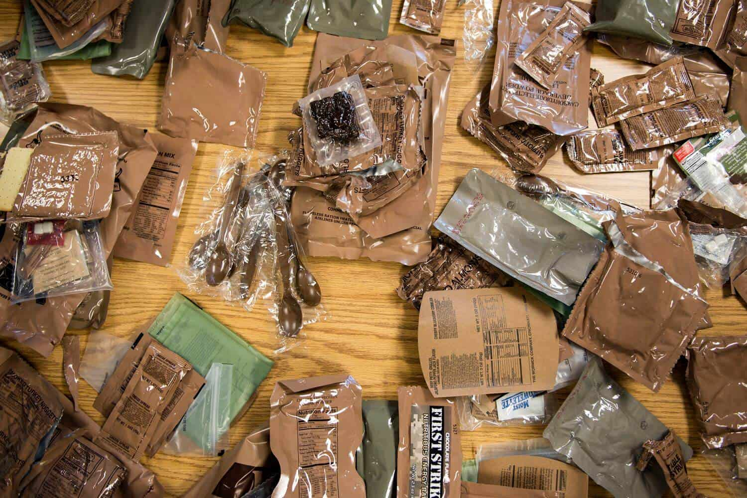 10 Best MRE Meals in 2020 For Survival